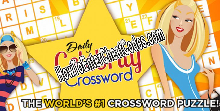 Daily Celebrity Crossword Hacked Coins