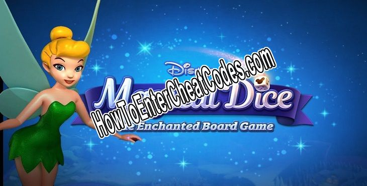 Disney Magical Dice Hacked Gold and Diamonds