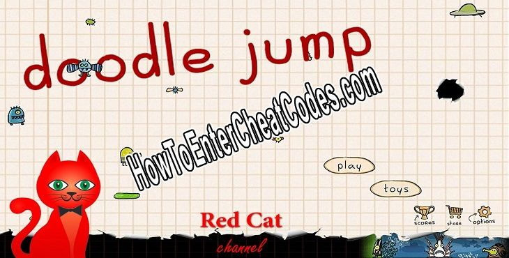 Doodle Jump Hacked Money and Rockets