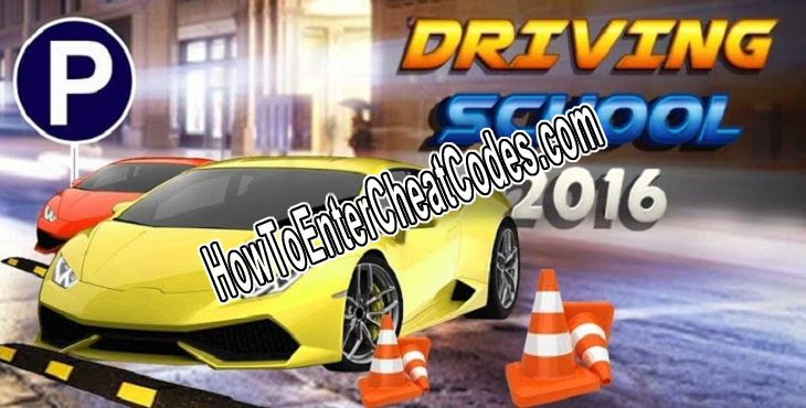 Driving School 2016 Hacked Money, Unlock All Cars and XP
