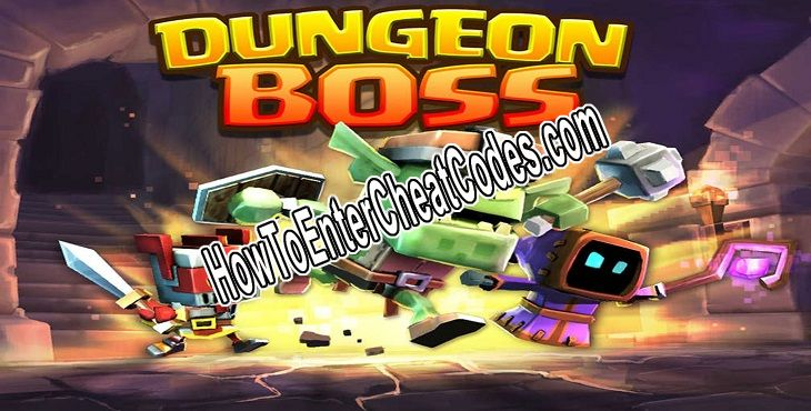 Dungeon Boss Hacked Gems and Money
