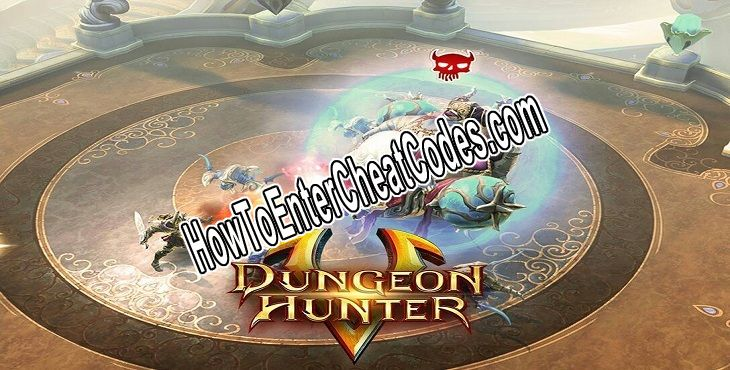 Dungeon Hunter 5 Hacked Gems and Gold