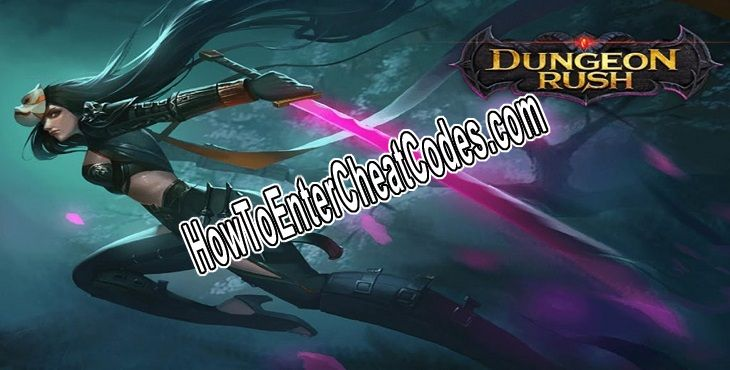 Dungeon Rush Hacked Gems and Coins