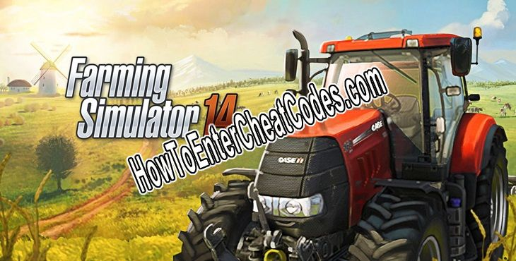 Farming Simulator 14 Hacked Money and Unlock All Vechicles