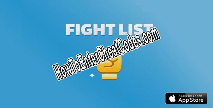 Fight List Hacked Coins