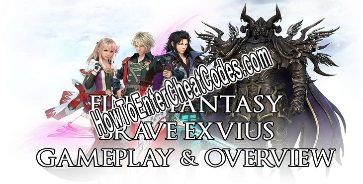 Final Fantasy Brave Exvius Hacked Lapis, Beast Meat and Gil