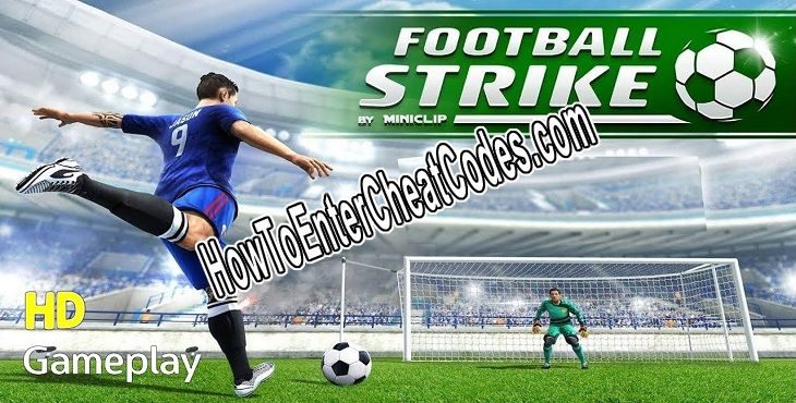 Football Strike Hacked Money/Cash and Coins