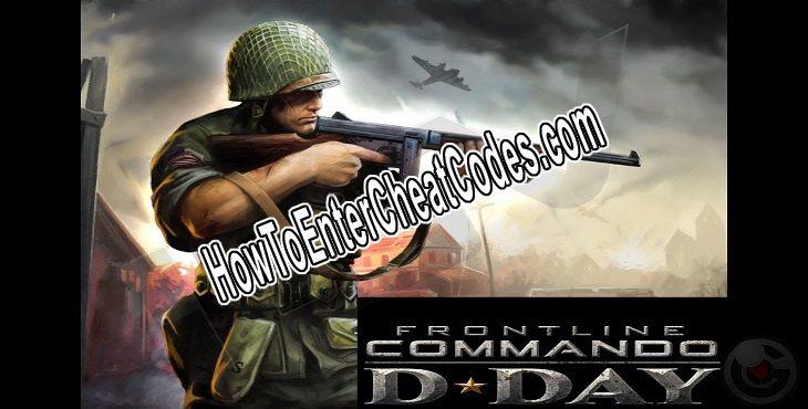frontline commando 2 mod apk hack