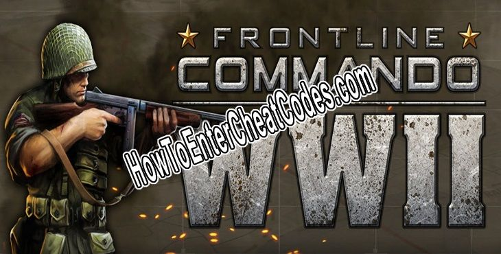 Frontline Commando WW2 Hacked Gold and Money