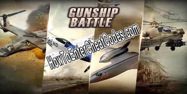 Gunship Battle Hacked Gold and Money