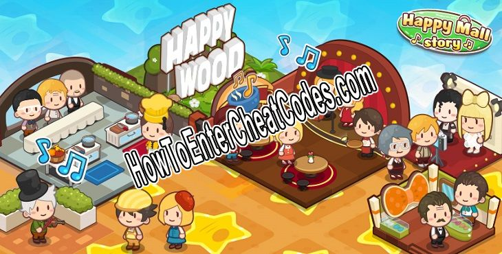 Happy Mall Story Hacked Diamonds and Coins