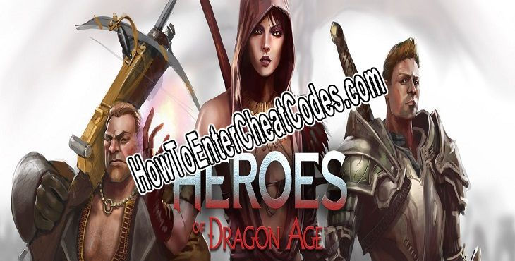 Heroes of Dragon Age Hacked Gems and Coins