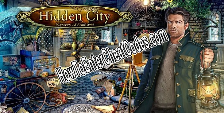 Hidden City: Mystery of Shadows Hacked Gems/Rubies and Coins