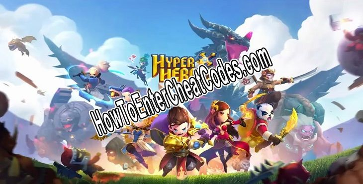 Hyper Heroes Hacked Diamonds and Gold