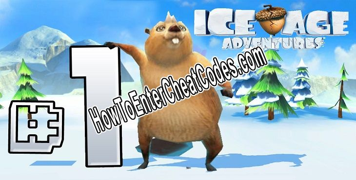 Ice Age Adventures Hacked Acorns, Berries and Shells