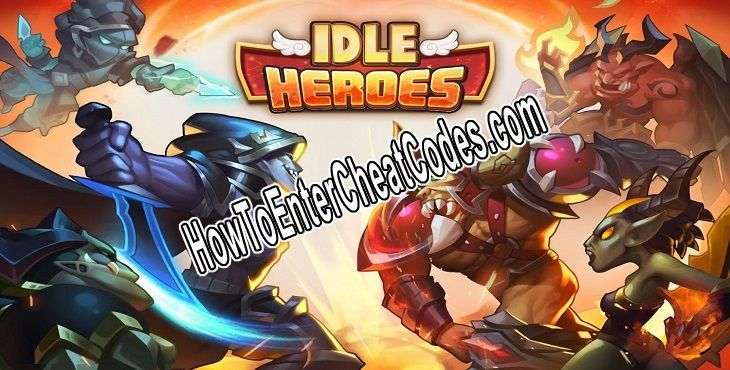 Idle Heroes Hacked Gems and Gold