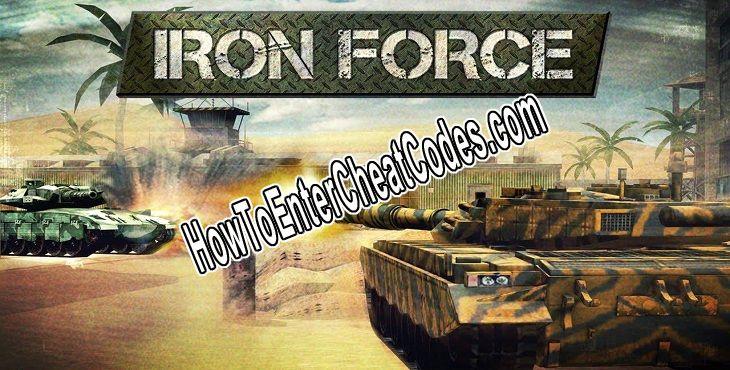 Iron Force Hacked Diamonds