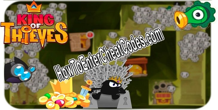 King of Thieves Hacked Gems and Orbs