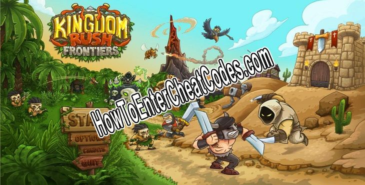 Kingdom Rush Frontiers Hacked Gems and Unlock All Heroes