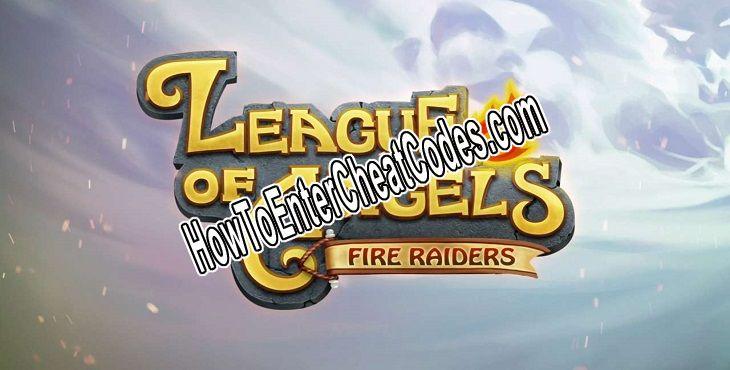 League of Angels - Fire Raiders Hacked Diamonds/Gems