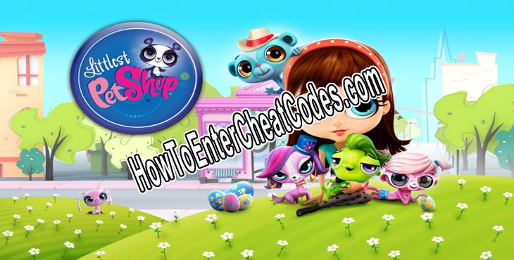 Littlest Pet Shop Hacked Bling/Money