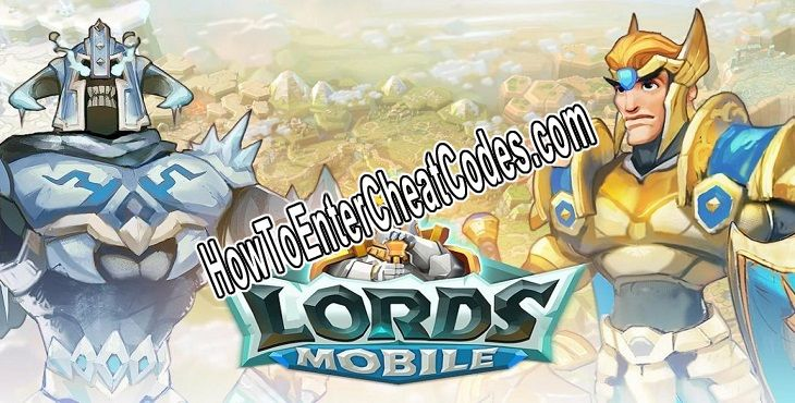 Lords Mobile Hacked Gems