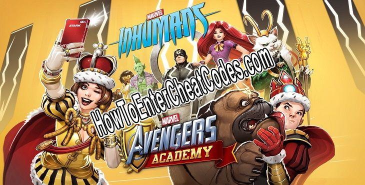MARVEL Avengers Academy Hacked Shards and Money
