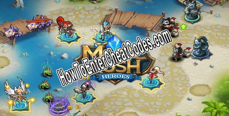 Magic Rush: Heroes Hacked Diamonds and Money/Gold