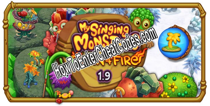 My Singing Monsters: Dawn of Fire Hacked Diamonds and Coins