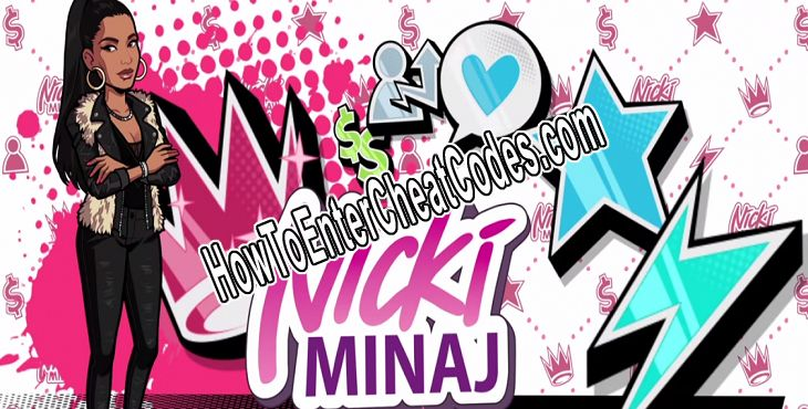 Nicki Minaj: The Empire Hacked Crowns and Money