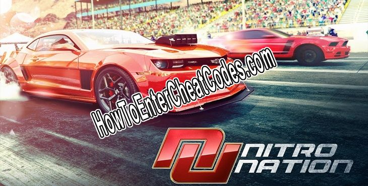 Nitro Nation Drag Racing Hacked Money and Gold