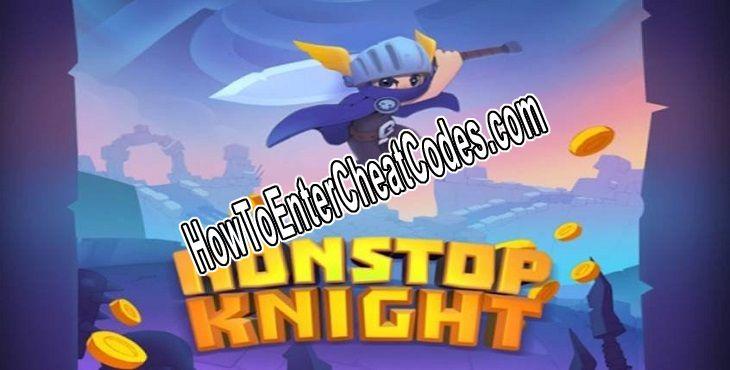 Nonstop Knight Hacked Gems