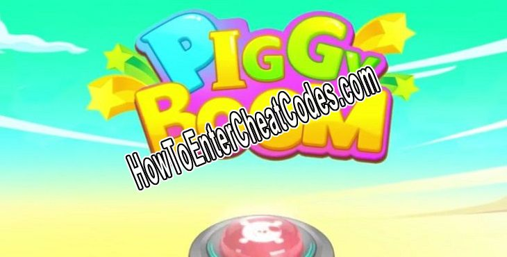 Piggy Boom Hacked Gems and Spins