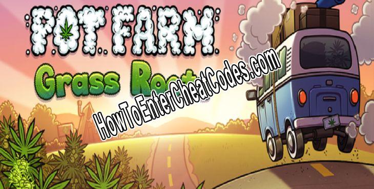 Pot Farm: Grass Roots Hacked Pot Bucks/Money and Coins