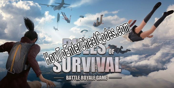 Rules of Survival Hacked Diamonds