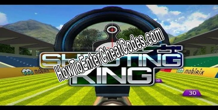 Shooting King Hacked Coins and Dia Item