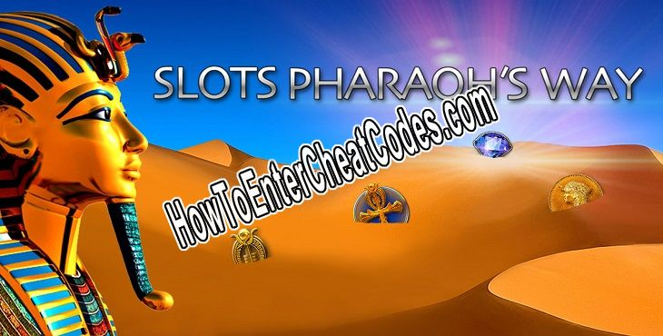 Slots Pharaoh's Way Hacked Coins