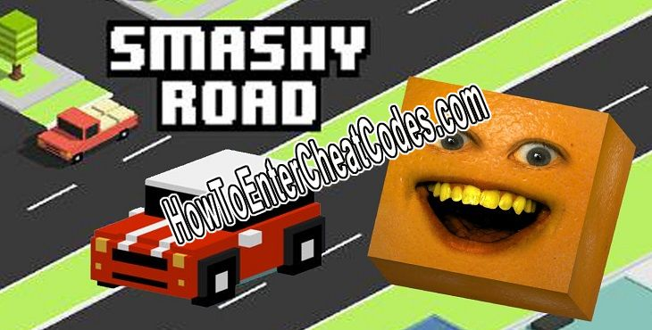 Smashy Road Hacked Money and Unlock Everything