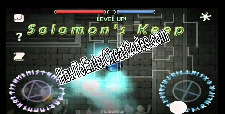 Solomon's Keep Hacked Gold