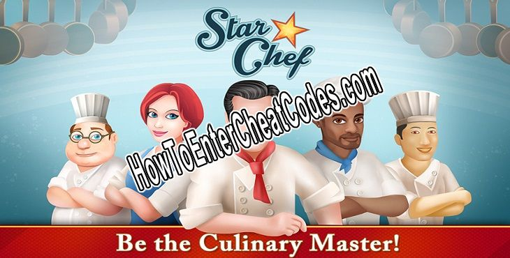 Star Chef Hacked Cash and Coins