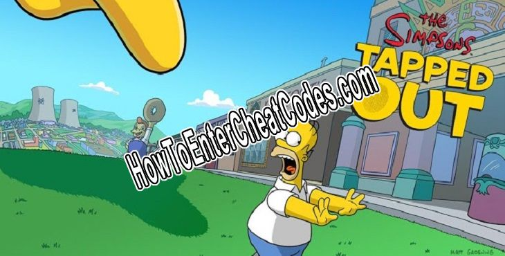 The Simpsons: Tapped Out Hacked Donuts