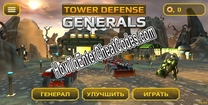 Tower Defense Hacked Money