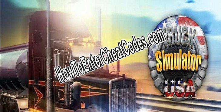 Truck Simulator USA Hacked Money