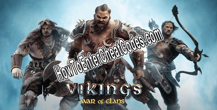 Vikings: War of Clans Hacked Gold