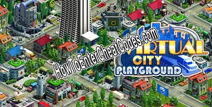 Virtual City Playground Hacked Diamonds and Credits/Money
