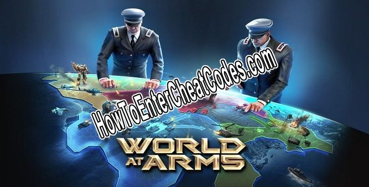 World at Arms Hacked Gold Stars and Keys