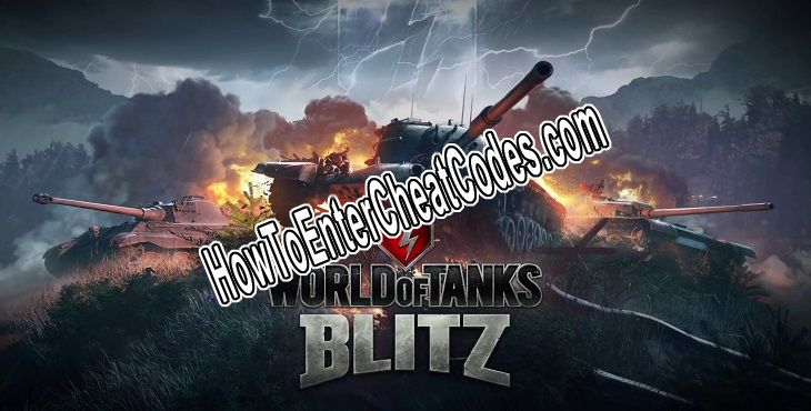 World of Tanks Blitz Hacked Gold