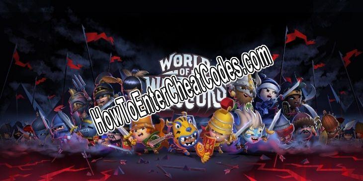 World of Warriors Hacked Gems