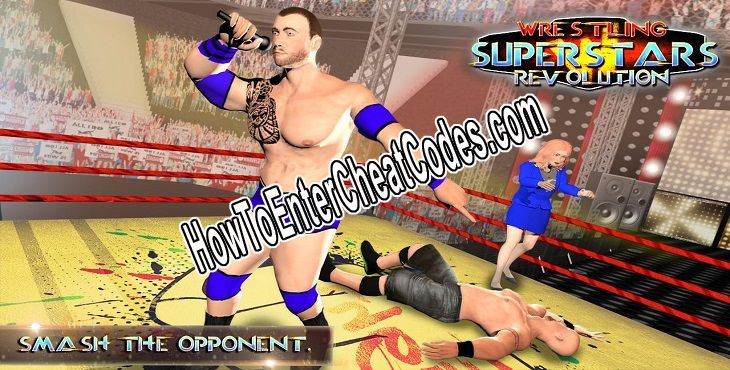 Wrestling Revolution Hacked Health Unlock Everything and Pro Upgrade