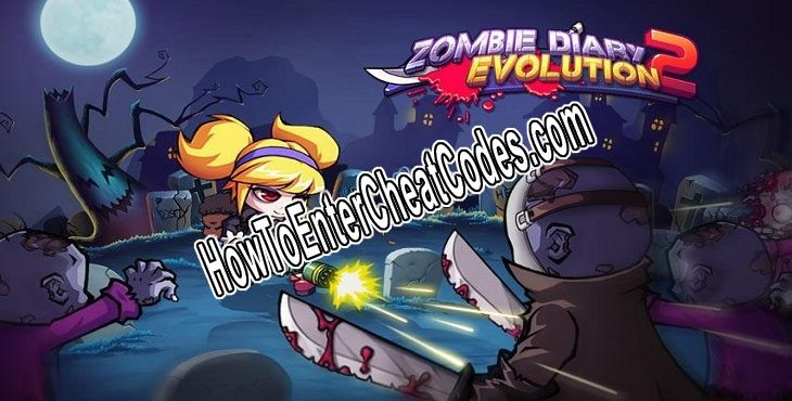 Zombie Diary 2 Hacked Crystals/Gems and Coins